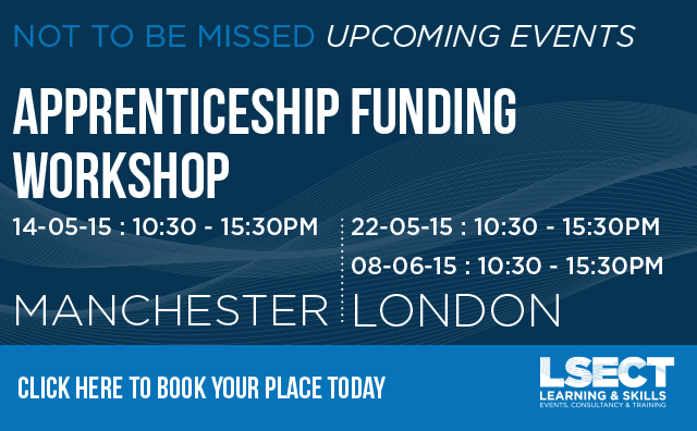 Apprenticeship Funding Conferences